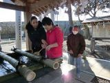 高柳神社初詣