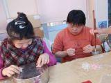 練り切り和菓子作り