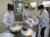 自主製品焼き菓子作り